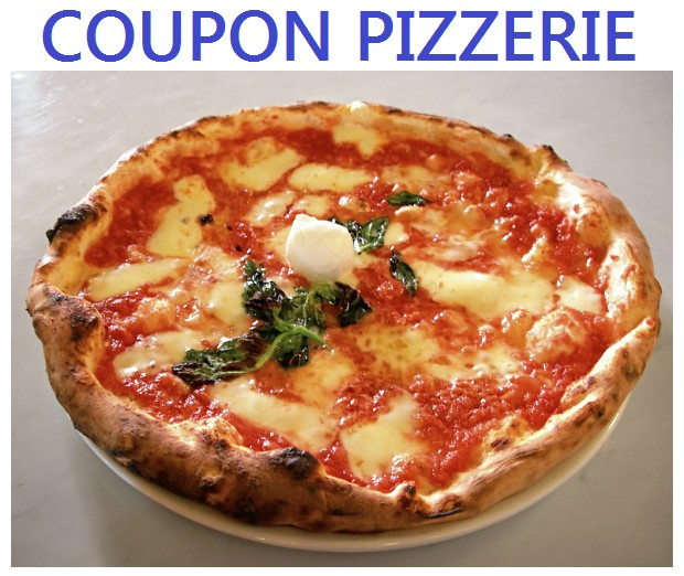 coupon pizzerie